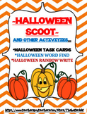 ~HALLOWEEN SCOOT AND OTHER ACTIVITIES~