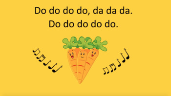 'HEALTHY KIDS' ~ Curriculum Karaoke™ MP4 Song & Lyrics for Whiteboard