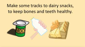 'HEALTHY KIDS' ~ MP4 Curriculum Karaoke™ READ, SING & LEARN about health...