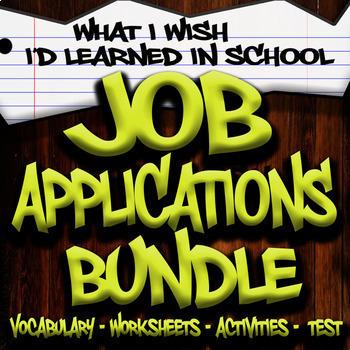 The Ultimate Job Application Workbook