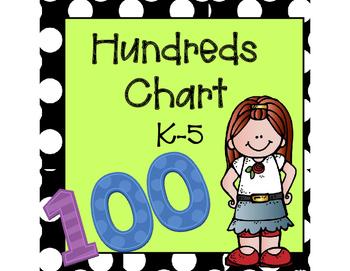 *HUNDREDS CHART*
