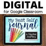 Digital Daily Journal with Growth Mindset and Mindfulness