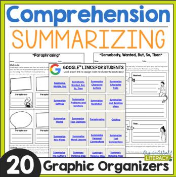 Reading Comprehension: Summarizing