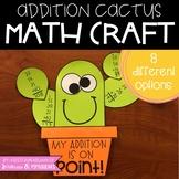 Addition Cactus Craft