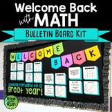 Math Bulletin Board Kit, Graphing