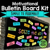 Motivational Bulletin Board Kit