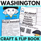 George Washington Flip Book and Craft