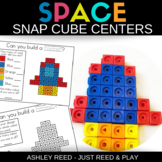 SPACE Snap Cube Math Centers
