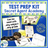 Test Prep Toolkit  |  Break the Code | Secret Agent Theme