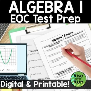 Algebra 1 EOC Test Prep