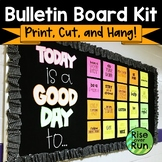 Bulletin Board Kit: Today is a Good Day