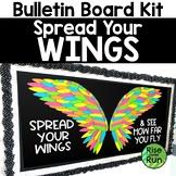 Wings Motivational Bulletin Board Kit