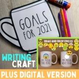 New Year 2021 Goal Setting Writing Craft Plus Digital Version