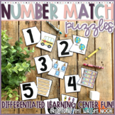 Number Matching 1 - 10