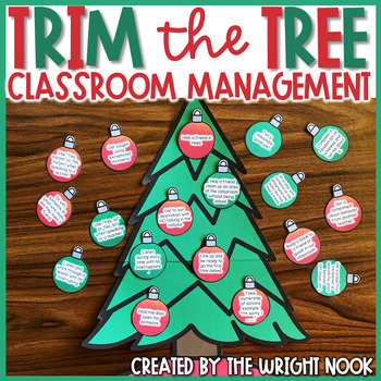 Classroom Management for December