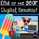 End of the Year Breakout Activity