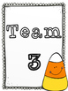 {Halloween} Prime Factorization Candy Corn Colaboration Review Game