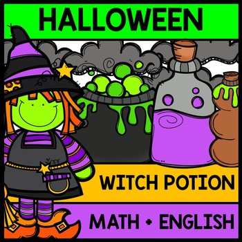 {Halloween} {Special Education} {Life Skills} {Witch Potio
