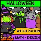 {Halloween} {Special Education} {Life Skills} {Witch Potion} {Recipe}