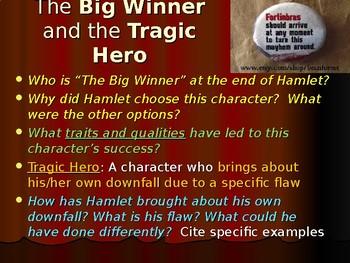 """Hamlet"" Power Point Notes (pt. 2)"