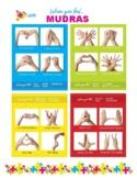 {Handout} When you feel...Mudras   Mindfulness & Yoga