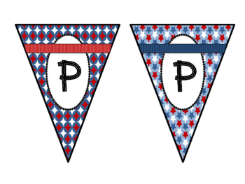 """Happy Birthday America"" Classroom, Party, or Celebration Banner!"