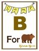 !Happy Camper! Themed Alphabet