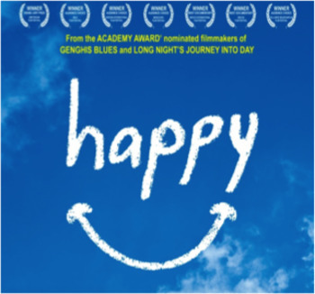 """""""Happy"""" Documentary Discussion Questions for Collaboration or Assessment"""