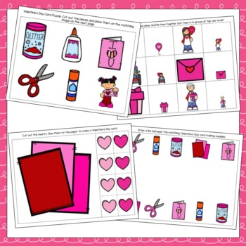 """Happy Valentine's Day Mouse"" Toddler Curriculum"