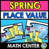 SPRING MATH ACTIVITIES (SPRING PLACE VALUE GRADE 1)