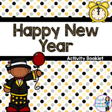 New Year's Themed Activity Booklet
