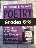 *Hard Copy* Practice & Assess WRITING Grade 6