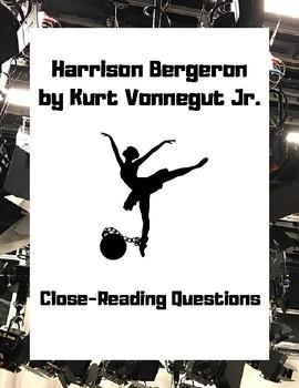 """Harrison Bergeron"" Close Reading Questions"