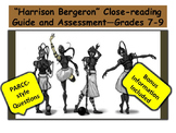 """""""Harrison Bergeron"""" Close-reading Guide and Assessment—Grades 7-9"""