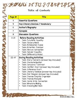 """Harrison Bergeron"" by Kurt Vonnegut Lesson Plan / Study Guide"
