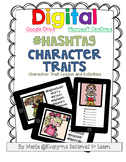 #Hashtag Character Traits Google Drive Digital Edition