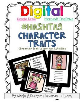 #Hashtag Character Traits Google Drive Digital Edition