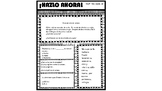 ¡Hazlo Ahora! packet 1(Daily Warm up for Bilingual Students)
