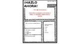 ¡Hazlo ahora! (Daily Warm up for Bilingual Students)