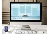 """He Is My Anchor"" Desktop Organizer (customizable)"