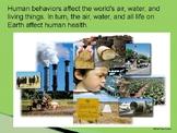 [Health] Health Science, Unit 7 -- Community Health and Environmental Health