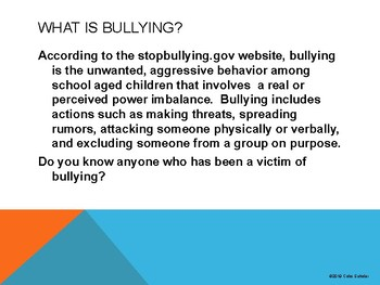 [Health] Intentional and Unintentional Injuries, Bullying, and Hazing PPT