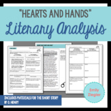 """""""Hearts and Hands"""" by O. Henry Literary Analysis Graphic O"""