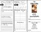 """Helen Keller"" Comprehension and Skills Trifold aligned to Journeys Lesson 14"