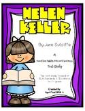 """""""Hellen Keller"""" by Jane Sutcliffe Story Pack"""