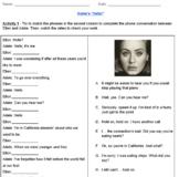 """""""Hello"""" by Adele with Ellen Degeneres - Listening Activity"""