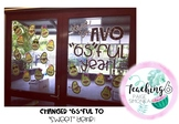 """Here to AVO sweet year!"" Display"