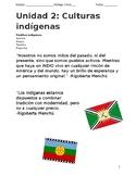 (Heritage)Spanish for Native Speakers - Las indigenas - In