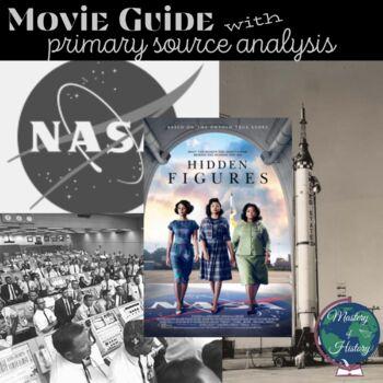 """""""Hidden Figures"""" Movie Guide"""