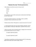 """""""Hidden Figures"""" Movie Questions"""